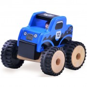 Wonderworld Big Wheel Truck 14x12x15 cm HOUT192481