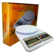 Trendmakerz 888 Electronics Digital 7 Kg X 1 Gm Kitchen Multi-Purpose Weighing Scale (White) Weighing Scale(White)