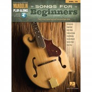 Hal Leonard - Mandolin Play-Along Volume 10: Songs For Beginners