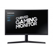 Samsung Monitor Samsung 24P FHD 1MS Curved HAS DP/HDMI - LC24FG73FQUXEN