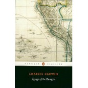 The Voyage of the Beagle: Charles Darwin's Journal of Researches, Paperback