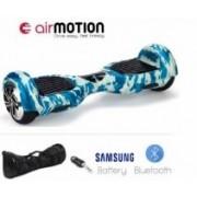 Hoverboard AirMotion Basic Splash Blue 6,5 inch