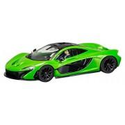 Skating Rex trick (SCALEXTRIC) 1/32 slot car McLaren P1 - Green (McLaren) C3756