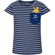 T-shirt z krótkim rękawem dla dziewczynki 3-8 lat