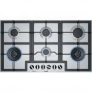 Bosch Serie 6 PCT9A5B90 Piano cottura da incasso Gas Inox 6 fuochi