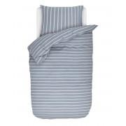 Esprit Obrázkové povlečení, bavlněné povlečení na postel, povlečení na jednolůžko, světle modrá barva, pastelová barva, pruhovaný vzor, Esprit, 135 x 200 cm,…