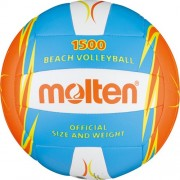 molten Beach-Volleyball V5B1500-CO (blau/weiß/orange) - 5