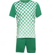 Футболен екип, фланелка с шорти