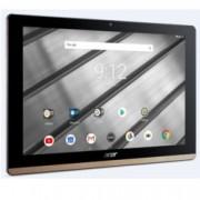 """Acer Iconia B3-A50FHD-K0AC(NT.LEZEE.002), 10.1"""" (25.65 cm) FHD IPS дисплей, четириядрен MTK MT8167A Cortex A35 1.50GHz, 2GB RAM, 32GB ROM (+ microSD слот), 5Mpix & 2Mpix camera, Android 8.1 Oreo, 560g, Black&Gold"""
