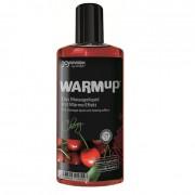 Ulei de masaj cu efect de incalzire cirese 150 ml
