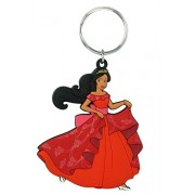 Disney Princess Elena of Avalor Soft Touch Pvc Key Ring Accessory