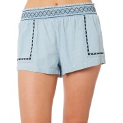 Rip Curl Serena Chambray Short Light Blue