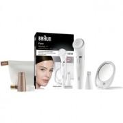 Braun Face 831 епилатор с приставка за почистване на лице