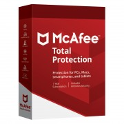 McAfee MTP00UNR3RAA Total Protection 3 Geräte