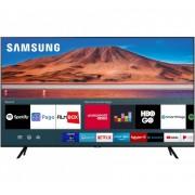 Телевизор Samsung 55TU7072, 55 инча, Smart TV UHD, 4K, Черен