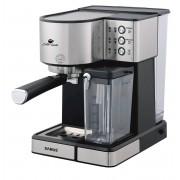 Espressor cafea Samus Latte-Gusto 1.8 litri 20 Bari 1350W Gri