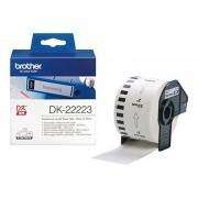 Brother DK-22223 Rollo Etiquetas para Impresora