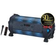 Boxa Portabila Akai ABTS-828, 60W, Microfon, Bluetooth (Negru)
