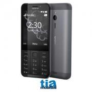 Nokia 230 DUAL-SIM tamno siva - ODMAH DOSTUPNA - samo raspakirana