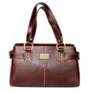 StonKraft Women's Designer Branded Genuine Pure Leather Womens Handbag ,Brown
