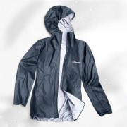Berghaus ultralicht outdoorjack, M - antraciet