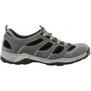 Rieker Promenadskor 08065-40 grå