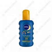 Nivea Sun Kids Spray protectie solara pentru copii SPF 30, 200 ml