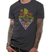 Power Rangers - Group T-Shirt