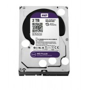 Western Digital Hard Disk Western Digital 3,5 2Tb 5400Rpm Sata3 64Mb Purple