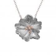 Biżuteria damska Olivia Burton Jewellery Flower Show Necklace OBJ16FSN03