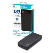 Fsp Slim 120W Universal Notebook Adapter (PNA1200703)