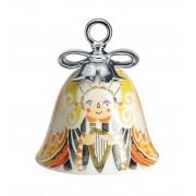 Alessi Kerstklok Holy Family Engel MW40/6