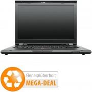 """IBM ThinkPad T430s, 35,6 cm/14"""", Core i5, 8GB, 512GB SSD (generalüberholt)"""