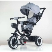 "Dečji Tricikl Playtime ""MONI"" (Model 431 sivi)"