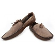 Andrew Scott K1Brown Loafers For Men(Brown)