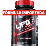Lipo Black Ultra Concentrado Original Eua 60 Caps Nutrex