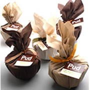 CP1.4 Date & Butterscotch Pud 100g CLOTH Wrapped