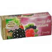 Ceai de fructe de padure Belin, 100 doze Nova Plus