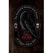 The Essential Stories & Poems of Edgar Allan Poe (illustrated): 21 essential short stories & poems from Edgar Allan Poe., Paperback/Edgar Allan Poe