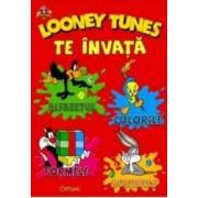 Loney Tunes te invata alfabetul culorile formele numerele