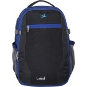 Laina LP-710-Laina 32.5 L Laptop Backpack(Black, Blue)