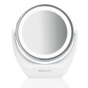 Medisana 2-in-1 Cosmetic Mirror CM 835 12 cm White 88554