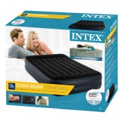 Cama hinchable doble Intex Pillow Rest Raised Bed 64124