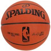 Bola Basquete Spalding Game Ball Outdoor Borracha (Compre e Ganhe 1 Boné Spalding) - Tam. 7