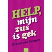 Help, mijn zus is gek - F. van Kempen