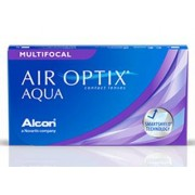 Air Optix Air Optix Aqua Multifocal 3 Pack Kontaktlinser