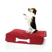 Fatboy Doggielounge hondenkussen stonewashed klein-rood