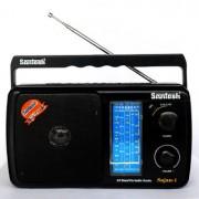 Santosh Five Band Portable FM Radio (Sajan 1)