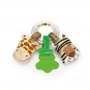 Teddykompaniet - Diinglisar Giraff & Tiger