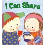 I Can Share: A Lift-The-Flap Book, Paperback/Karen Katz